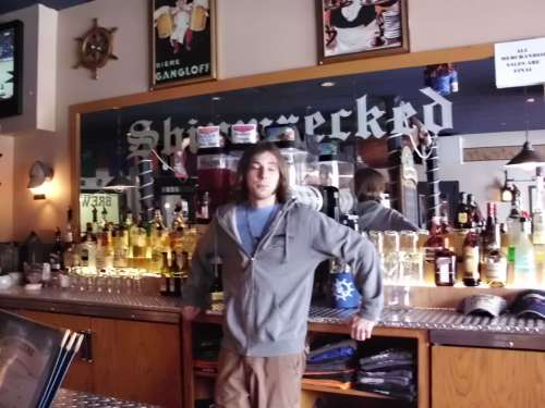 Nick- Excellent Bartender